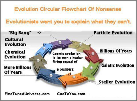 Cosmic Evolution Nonsense